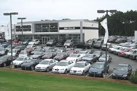 car dealership