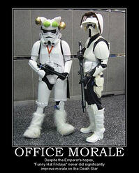 sales morale