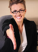 woman in sales