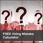 Sales Hiring Mistake Calculator
