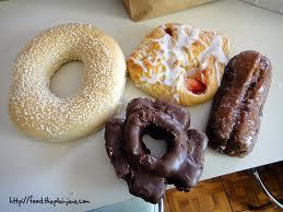 bagel donut