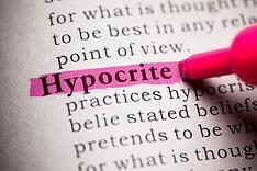 hipocrite