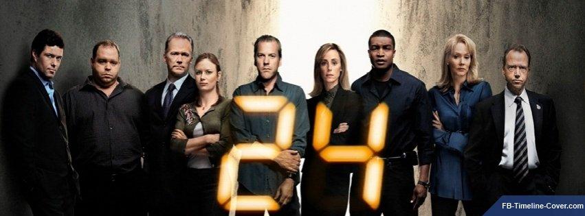 24 TV Show Cast