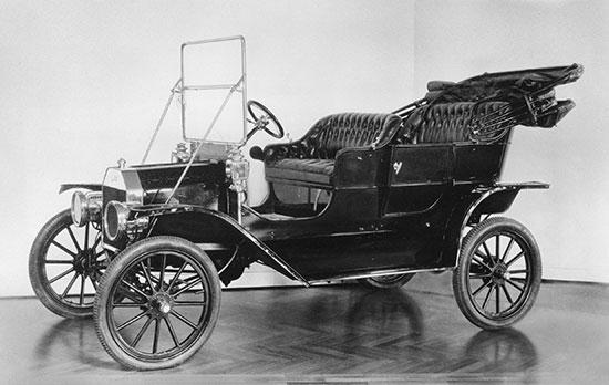 Fords-model-t